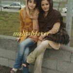 عکس های جدید ساناز صالحی بدون آرایش در اینستاگرام و دوست پسرش